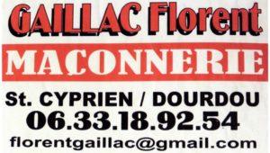 14 LOGO GAILLAC Florent