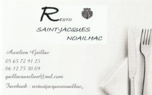 17 LOGO Restaurant GAILLAC NOAILHAC