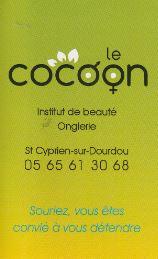 26 LOGO LE COCOON ST CYPRIEN