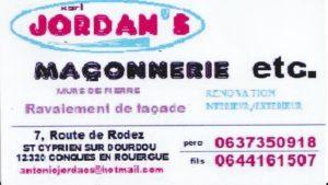 33 LOGO MACONNERIE JORDAN