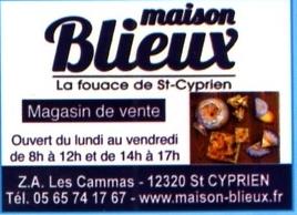 47 LOGO BLIEUX St Cyprien