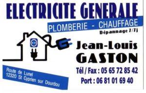 53 LOGO GASTON J-Louis