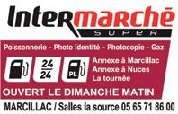 56 LOGO INTERMARCHE MARCILLAC