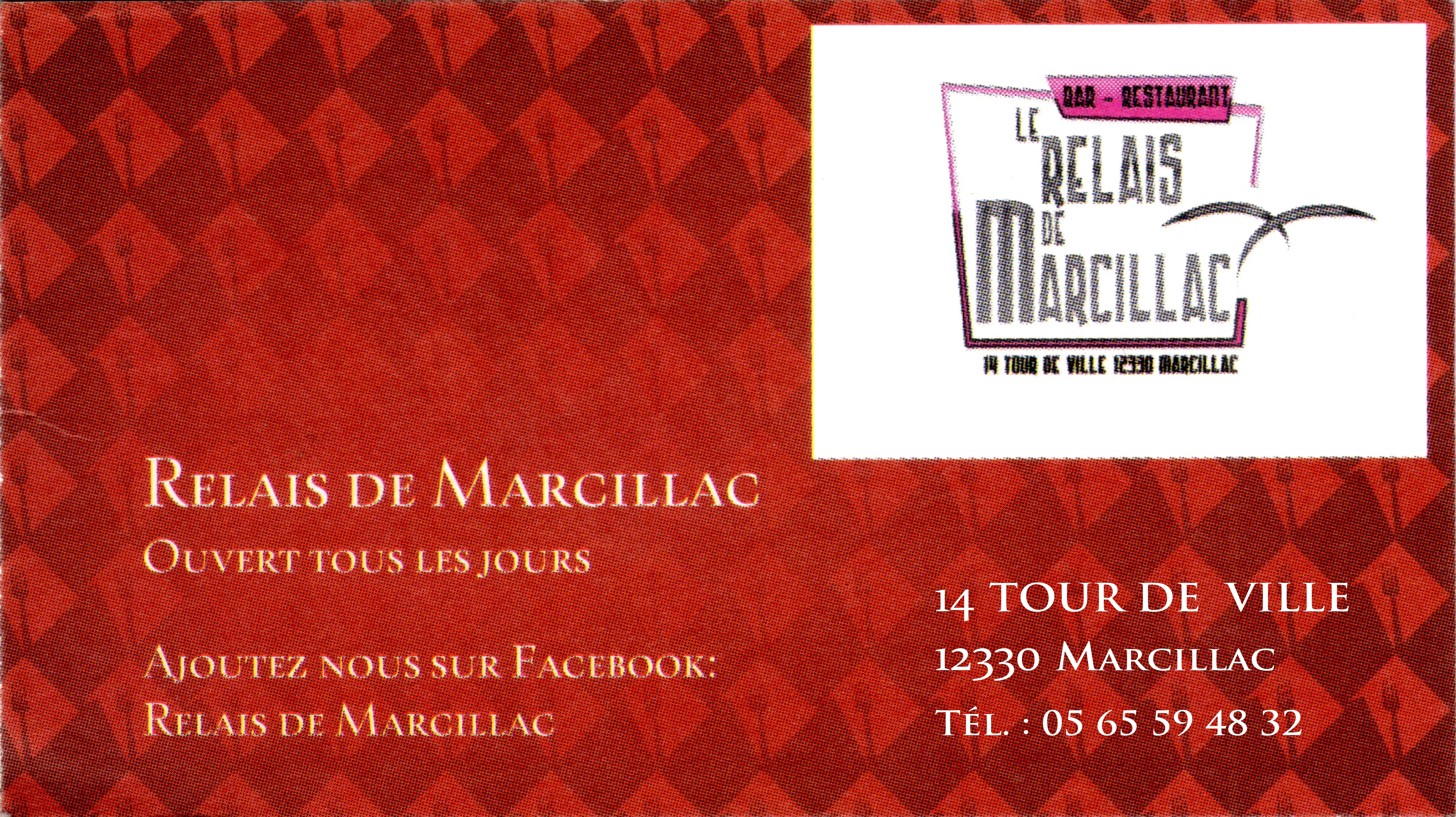 6 LOGO RELAIS DE MARCILLAC